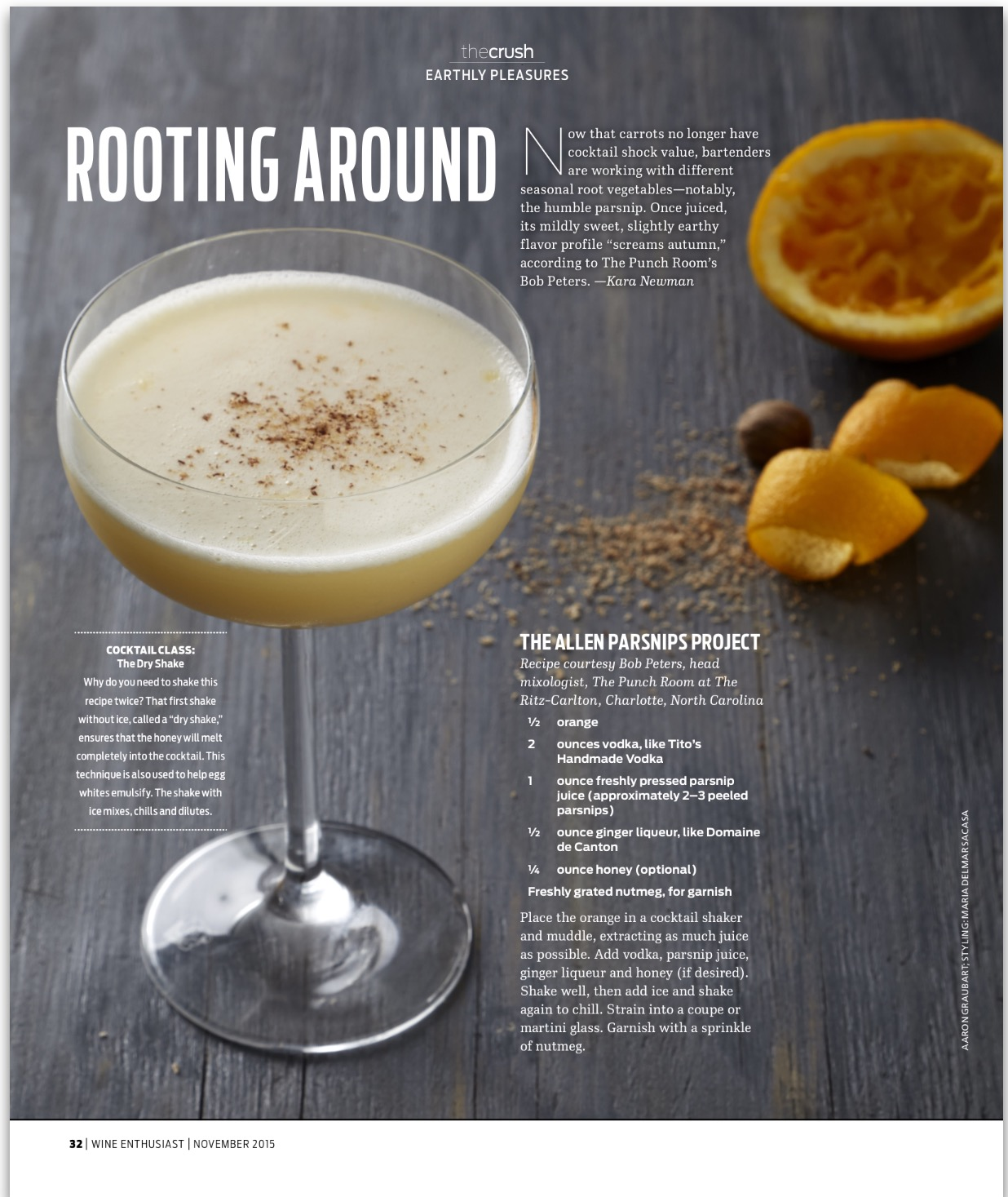 Rooting Around